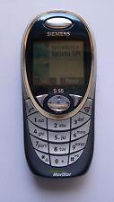 Siemens S55 Teléfono móvil (Libre) / Mobile Cell Phone (Unlocked) + EXTRAS