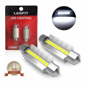 Lasfit 42mm LED Interior Dome Light Bulbs For Dodge Ram 1500 2500 3500 2003-2009
