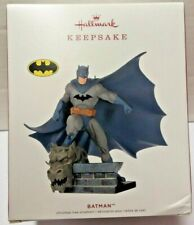 NIDB 2019 HALLMARK KEEPSAKE CHRISTMAS ORNAMENT BATMAN DC COMICS NEW