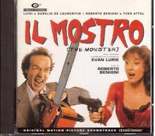 Ivan Lurie: Il Mostro, Colonna sonora / O.s.t. - CD