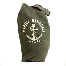 Sac paquetage Mle 45 Marine Nationale