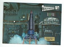 Thunderbirds 50 Years Limited Edition Mirror Foil Card F2 Unstoppable Cards Good