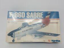 USAirfix 1:72 F-86 D Sabre Plastic Aircraft Model Kit #20040 AirFix Sealed
