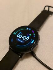 Samsung Galaxy Watch Active 2 Sm-R820 44mm Aluminum Case with Sport Band.