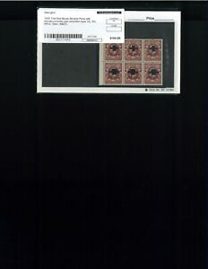 Great Britain Sc.#212c NH Specialty Item. Booklet Pane of 6 Stamps.