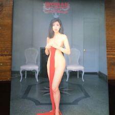 Woman Naomi Kawashima asian  girl nude photo book