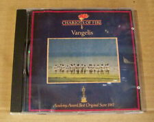 VANGELIS CHARIOTS OF FIRE CD ON POLYDOR 1981