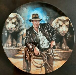 Indiana Jones and the Last Crusade, Delphi Collectors China Plate