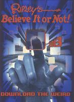 Ripley's believe it or not! 2013: download the weird by Robert Ripley (Hardback)