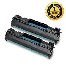 2 Pack Black Toner Cartridge For Canon 128 3500B001AA ImageClass D530 MF4770n