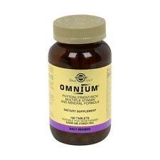 Omnium 180Comp Solgar 180 Tablets