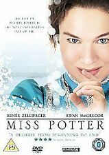 Miss Potter (DVD, 2007) new and saled freepost