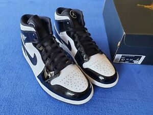 Air Jordan 1 Mid ASW 'Carbon Fibre' Size US 10 BRAND NEW IN BOX WITH RECEIPT