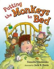 Putting the Monkeys to Bed-ExLibrary