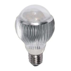 SUNLITE 6W 120v Warm White EDISON CHIP LED Light Bulb