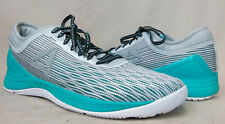 NEW Reebok Size 9.5 US Women's Crossfit Nano 8.0 White Gray Teal Running Shoes