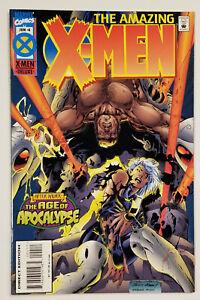 Amazing X-Men #4B (9.9 MT! Deluxe Format! Another Classic X-Men Masterpiece!)
