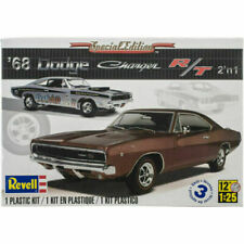 Revell 85-4202 1/25 Dodge Charger 1968 - Transparent Red