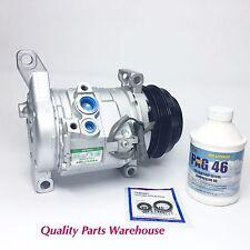 2003-2011 GMC Sierra 1500-3500 EXC. DIESEL Reman. A/C Compressor w/one year WRTY