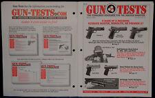 Magazine GUN TESTS January 2005 !JLD ENTERPRISES Model PTR-91 RIFLE! *FREE SHIP*