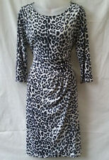 Together Size 16 NEW Dress Animal Print 3/4 Slv Corporate Work Evening Occasion