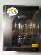 R2-D2 GOLD CHROME Star Wars Pop Vinyl Collector's Edition Figure Hot Topic 2017