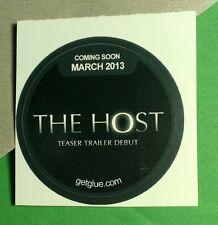 The HOST TEASER TRAILER DEBUT B&W MOVIE GET GLUE STICKER