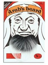 Arab Fake False Goatee Beard Fancy Dress Arabian Sheik