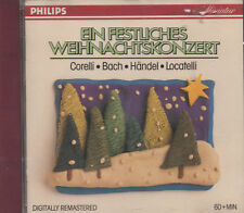 CORELLI BACH HAENDEL LOCATELLI CD Christmas Classics