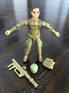 Vintage GI Joe Straight Arm Zap Figure w/Double Handle Bazooka 1982 VHTF