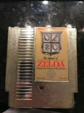 LEGEND OF ZELDA NES NINTENDO  good condition