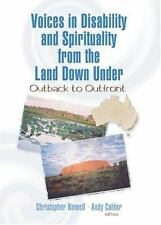 Voices in Disability and Spirituality from the Land Down Under: Outback to Outf
