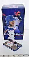 Nomar Mazara MLB Texas Rangers Bobblehead 08/18/2018 SGA New in Box