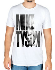 Mike Tyson Face Letters T-Shirt Boxing Heavyweight Champion