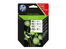 HP C2P43AE 950XL / 951XL Ink CMYK Color & Black Combo Pk