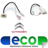 CT55-TY01 Toyota Yaris 2007-2014 Car Speaker Wiring Adaptor Plug Lead Connectors