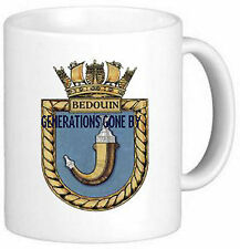 HMS BEDOUIN COFFEE MUG