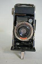 Antique 1930's AGFA Ansco Plenax Folding Camera Model PB 20 Hypar f:6.3 lens