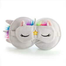 UNICORN Unique Smoosho's Pals Compact and Adorable Travel Eye Mask & Neck Pillow