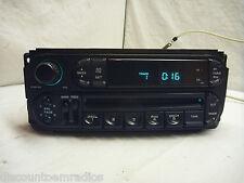 02 03 04 05 06 07 Dodge Chrysler Jeep Radio CD Player  P05064354AI  Bulk 4045