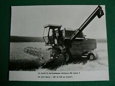 photo de tracteur / machine agricole : moissonneuse batteuse 985 JOHN DEERE