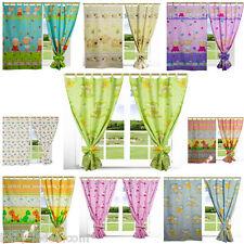 Kinderzimmer gardinen f r jungen und m dchen ebay for Bistrogardine kinderzimmer