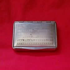 New listing Vintage German Cigarette Case jewelry trinket box made in Germany