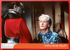 UFO - Card #17 - Who Are You? - Unstoppable Cards Ltd 2016
