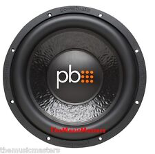 "PowerBass M-1204 Car Audio 12"" SVC SUBWOOFER Stereo Sub WOOFER HQ Bass Speaker"