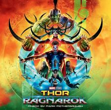 THOR : RAGNAROK (MUSIQUE DE FILM) - MARK MOTHERSBAUGH (CD)