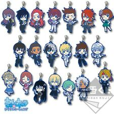 Tales of Zestiria Tales of Friends Abyss Berseria Rubber Strap Keychain Charm