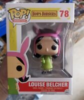 Funko pop louise belcher bob's burgers figura toy toys figure tv pelicula serie