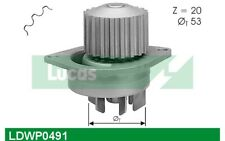 LUCAS Bomba de agua Para PEUGEOT 205 206 CITROEN SAXO LDWP0491