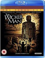 Wicker Man - 3-Disc 40th Anniversary Edition [Blu-ray] [DVD][Region 2]